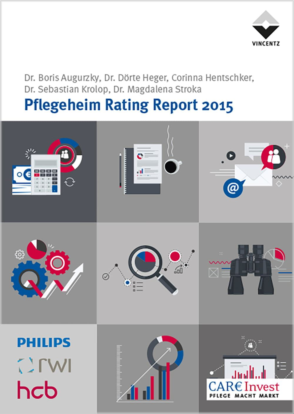 Pflegeheim Rating Report